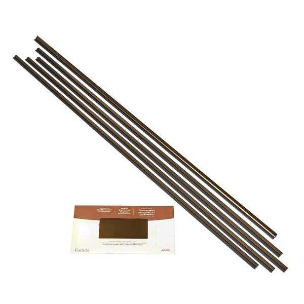 Fasade Backsplash Accessory Kit Oil Rubbed Bronze