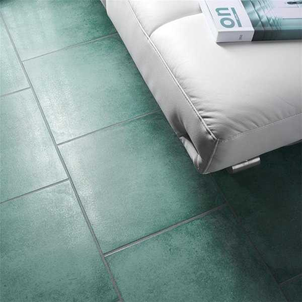 SomerTile 14.125x14.125-inch Symbol Riu Porcelain Floor and Wall Tile (8 tiles/11.3 sqft.)