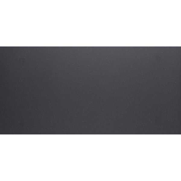 Contemporary Cement Visual 12x24-inch Unpolished Floor Tile in Black - 12x24